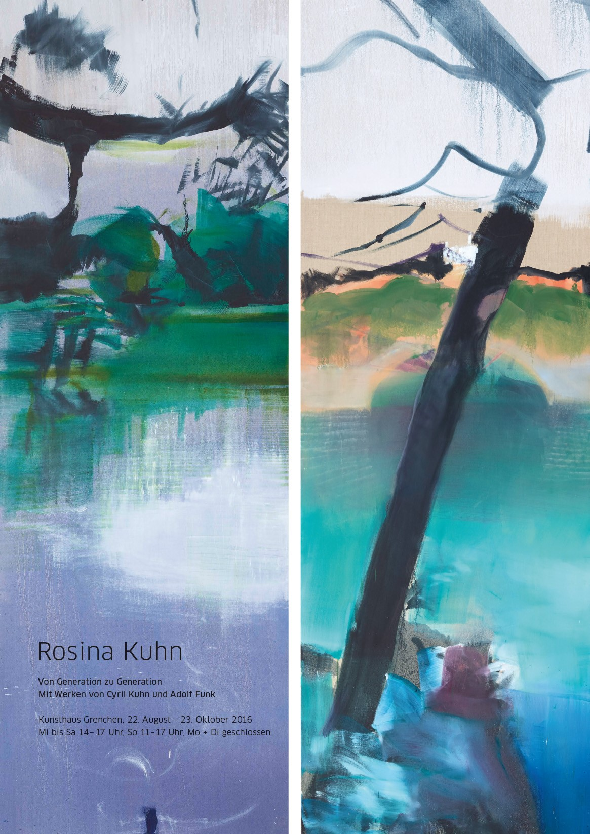 Plakat Rosina Kuhn