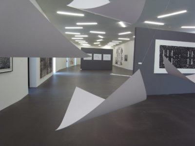 Ausstellungsansicht IMPRESSION 2017