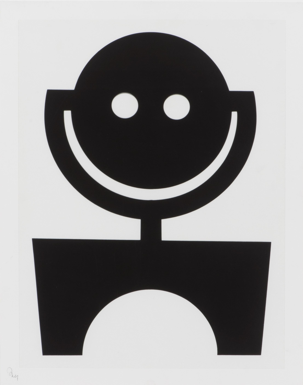 Theodor Bally, Personnages, 1968, Aargauer Kunsthaus Aarau/Depositum der Theodor Bally-Stiftung