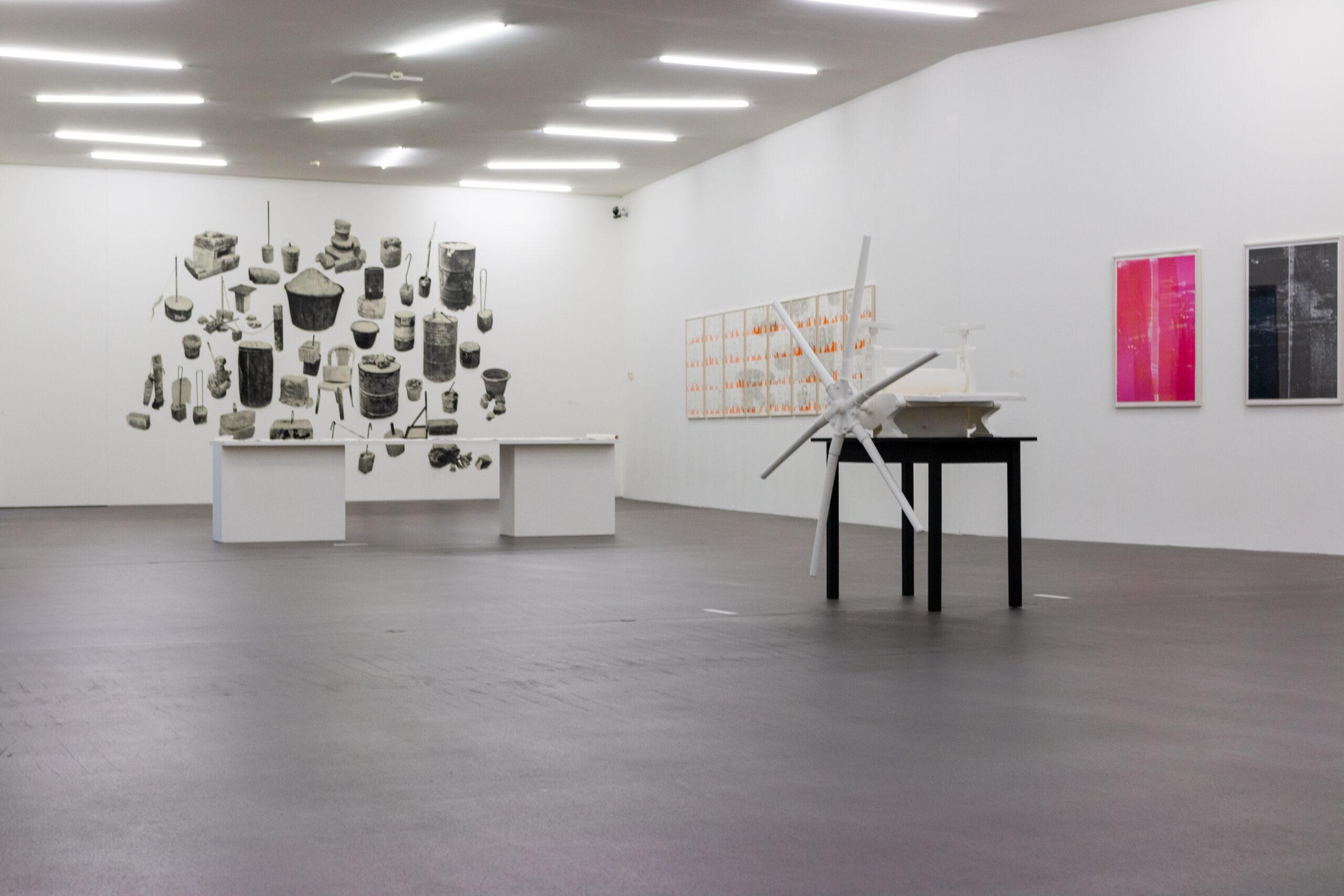 «IMPRESSION 2021 - Ausstellung für Druckgraphik | Exposition de gravure et d'art imprimé | Mostra di stampe d'arte» (Ausstellungsansicht «IMPRESSION 2019», Neubau, Kunsthaus Grenchen)