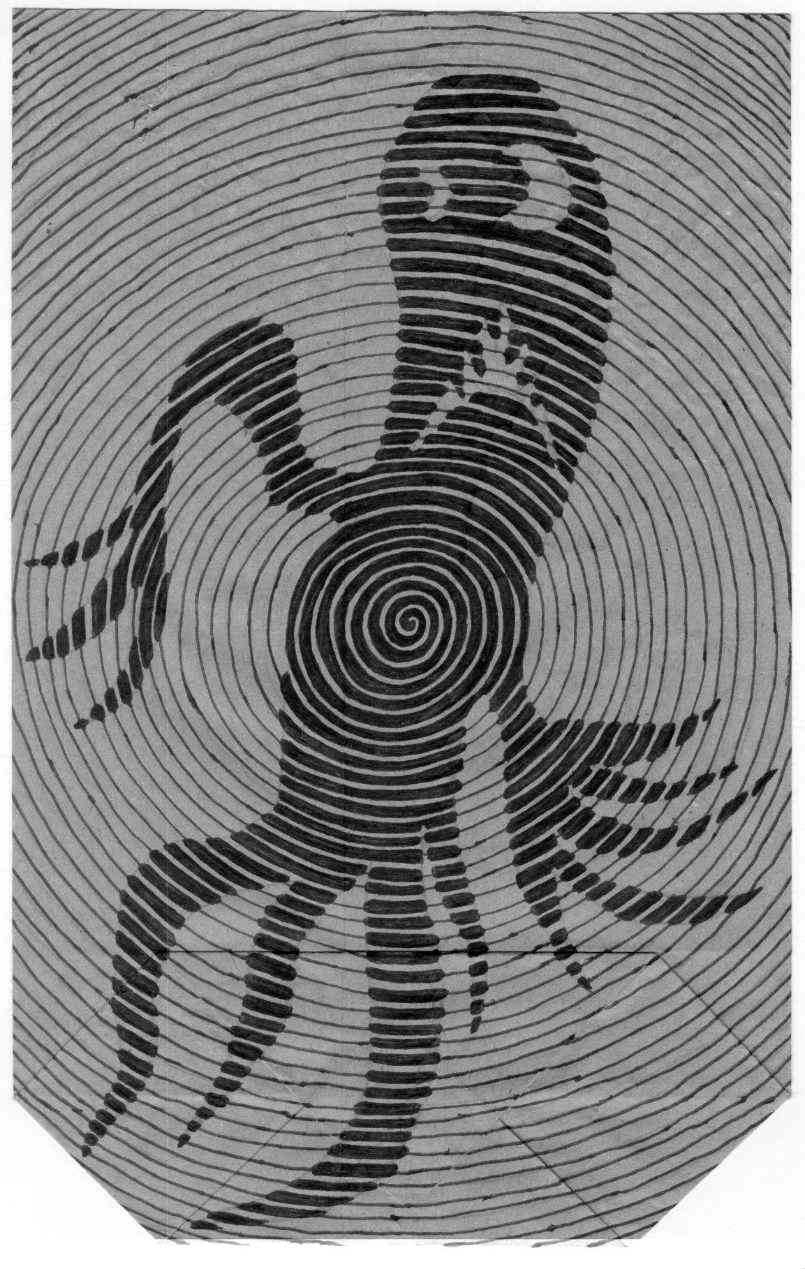 M.S. Bastian / Isabelle L., «Spiral Geist» © M.S. Bastian / Isabelle L.