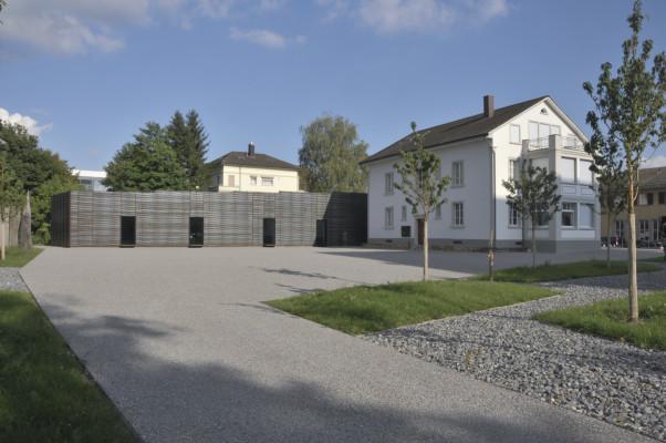 Kunsthaus Grenchen, Nordseite