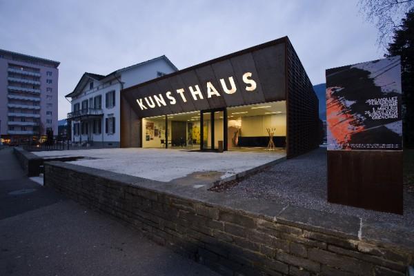 Kunsthaus Grenchen, Südseite